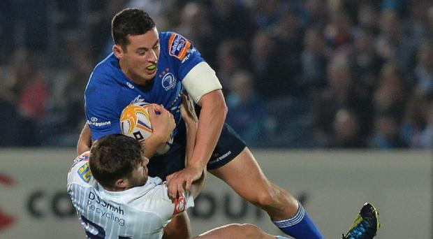 Noel Reid, top, has been omitted from Ireland's World Cup training squad