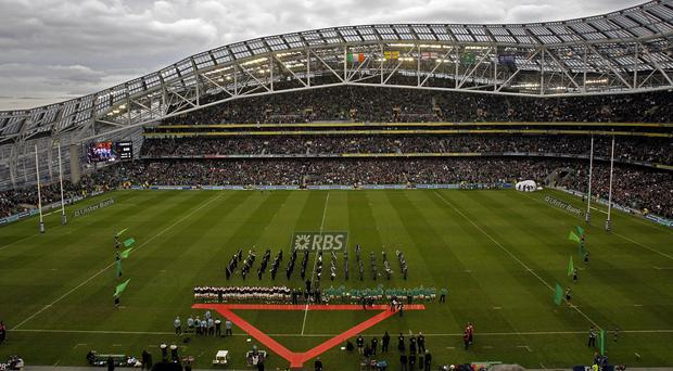 There was good news for Irish rugby
