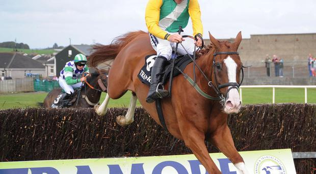 Old Castletown gives Ruby Walsh a double