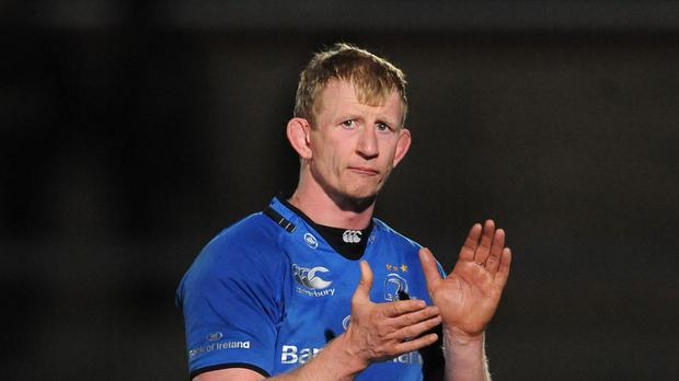 Leo Cullen has been appointed as Leinster head coach on a two-year contract