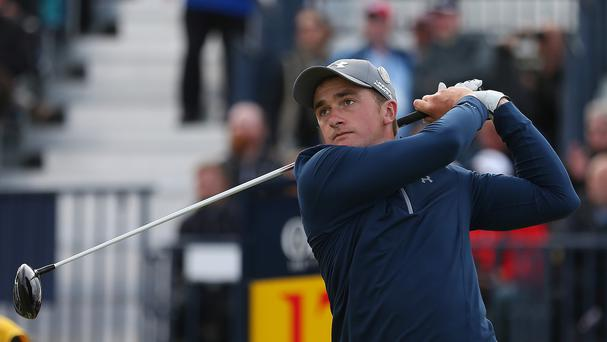 Last month Paul Dunne was the joint leader of the Open Championship after three rounds