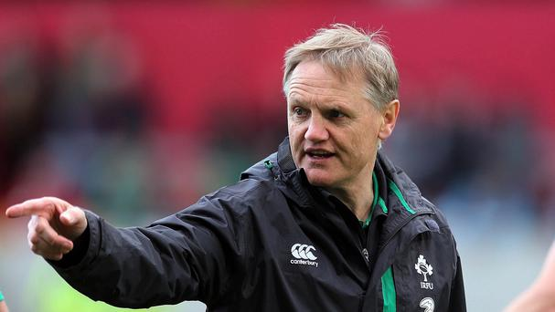 Ireland coach Joe Schmidt could take a gamble on his squad