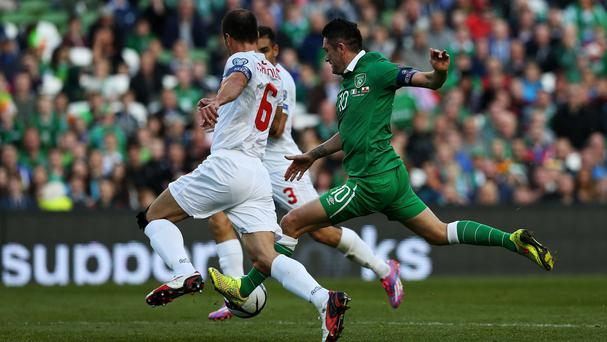Robbie Keane scored a hat-trick against Gibraltar in their last meeting