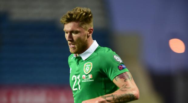 Republic of Ireland midfielder Jeff Hendrick produced a moment of genuine quality