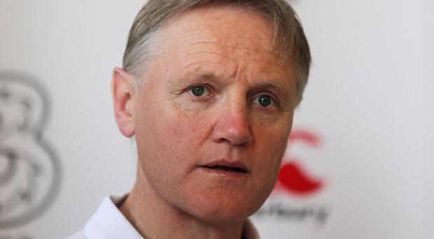 Ireland boss Joe Schmidt, pictured, is adopting a risky World Cup strategy, according to former England lock Ben Kay