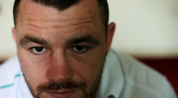 Cian Healy, pictured, has been passed fit for Ireland's World Cup campaign
