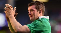 Peter O'Mahony has called on Ireland to hold their discipline against Canada on Saturday