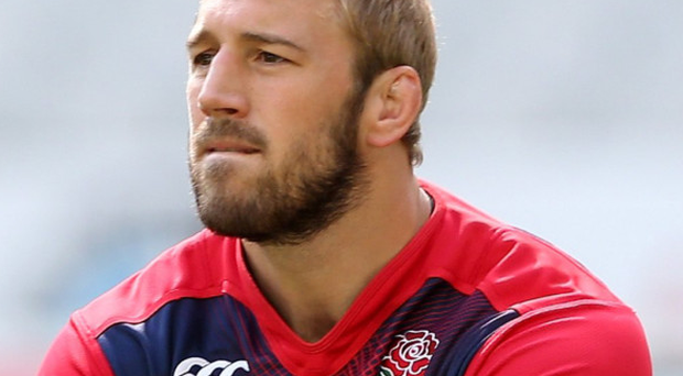 Chris Robshaw wins the Fickle Finger of Fate awar