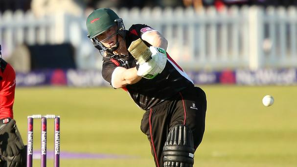 Kevin O'Brien will be back at Grace Road next year