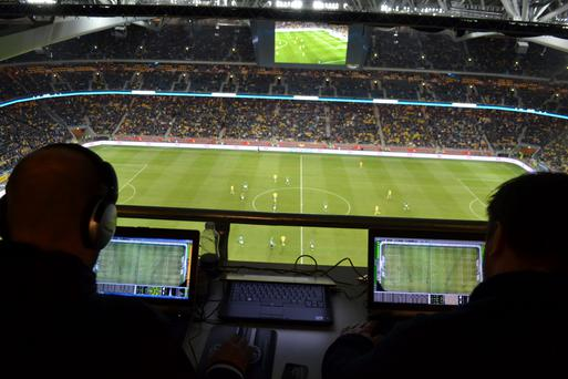 Sport tracking - GAA teams are using drones to fly above pitches to record matches