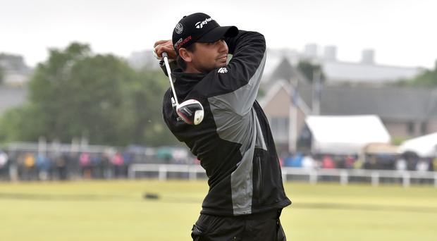Jason Day leads by four shots at the BMW Championship