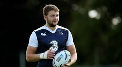 Iain Henderson has been tipped to hit his Test match potential with Ireland at the World Cup