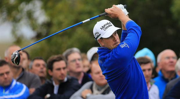 Henrik Stenson is in control after the first round in Atlanta