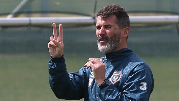 Roy Keane is unimpressed with Arsenal's recent defensive displays