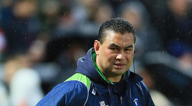Pat Lam's Connacht beat Cardiff Blues 33-24.