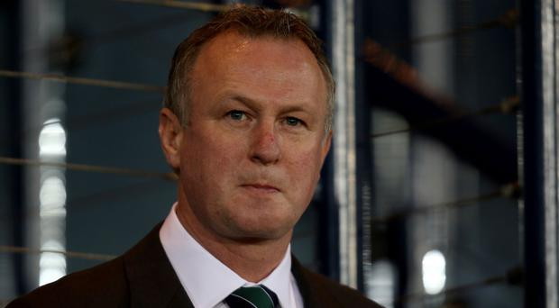 Northern Ireland manager Michael O'Neill is on the brink of Euro 2016 qualification