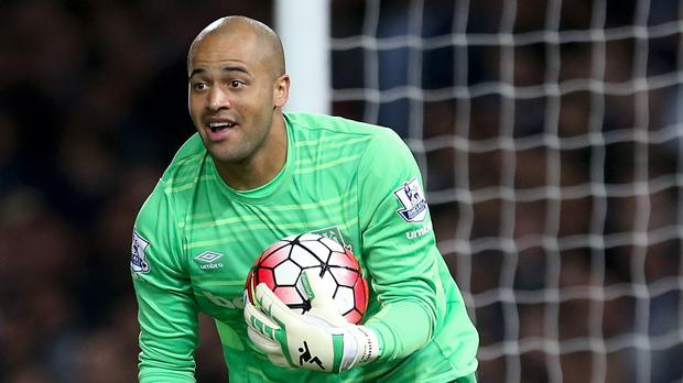 Republic of Ireland keeper Darren Randolph feared the worst