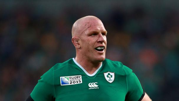Paul O'Connell's World Cup and Ireland Test career ended by injury