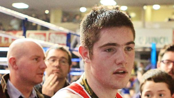 Joe Ward emerged from the World Boxing Championships with silver in the light-heavyweight division