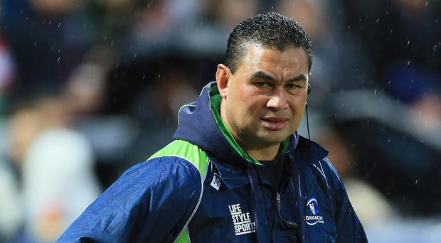 Pat Lam's Connacht side eased to a win over Zebre