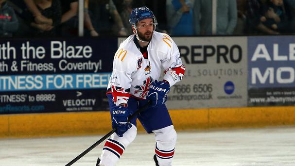 Colin Shields scored his fourth goal of the season for Belfast
