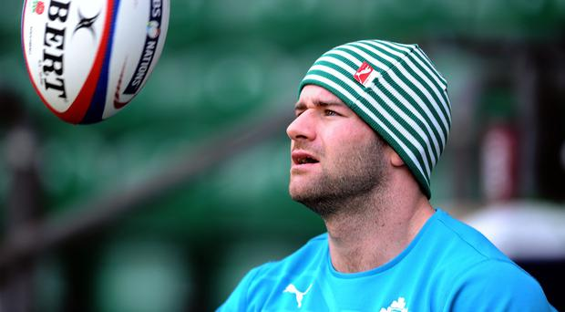Fergus McFadden helped Leinster to victory in the Guinness PRO12.