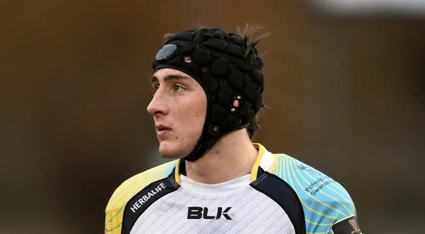 Sam Davies could only kick six out of a possible 19 points on offer as Ospreys went down 21-16 to Connacht in the Guinness PRO12