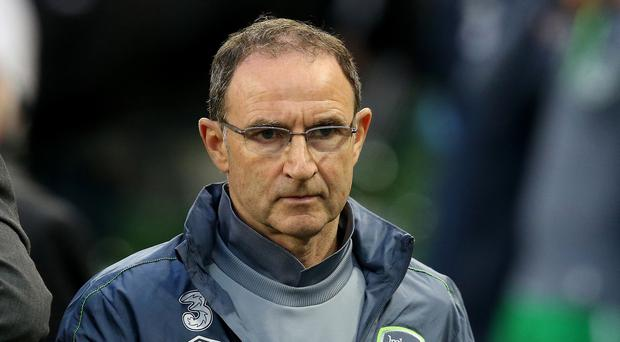 Republic of Ireland manager Martin O'Neill is facing a selection headache
