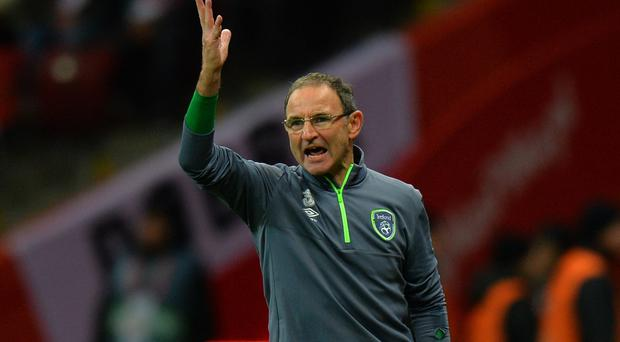 Republic of Ireland manager Martin O'Neill could be ready to extend his stay