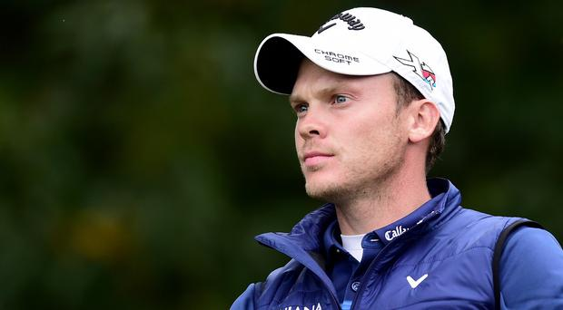 Danny Willett can overtake the absent Rory McIlroy on the Race to Dubai this week