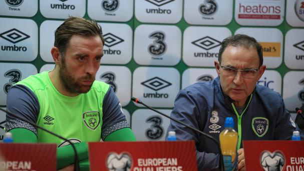 Republic of Ireland Manager Martin O'Neill wants to make it to Euro 2016