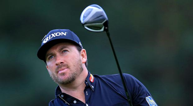 A remarkable run of birdies sent Graeme McDowell flying up the leaderboard in Mexico