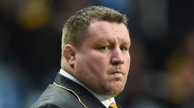 Dai Young is expecting a tough test in Dublin