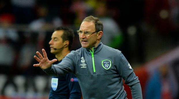 Republic of Ireland manager Martin O'Neill will leave nothing to chance against Bosnia-Herzegovina