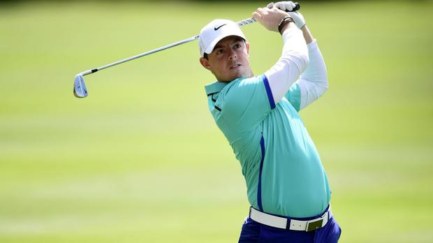 Rory McIlroy is relishing the