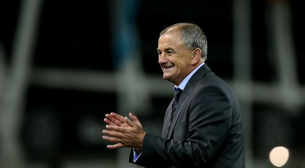 Republic of Ireland Under-21s coach Noel King saw his side draw 0-0 with Norway