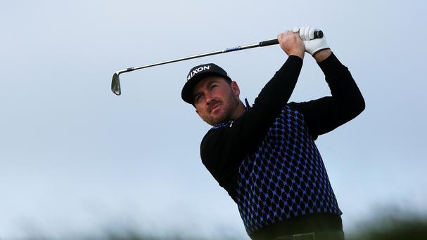 Graeme McDowell is seeking back-to-back wins in the RSM Classic at Sea Island