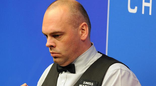 Stuart Bingham was a winner in York