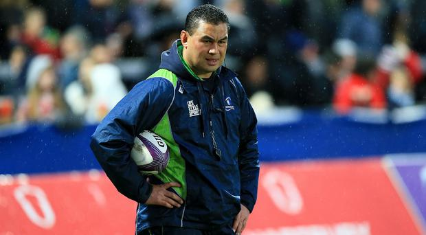 Pat Lam's Connacht squad are currently without 18 players through injury
