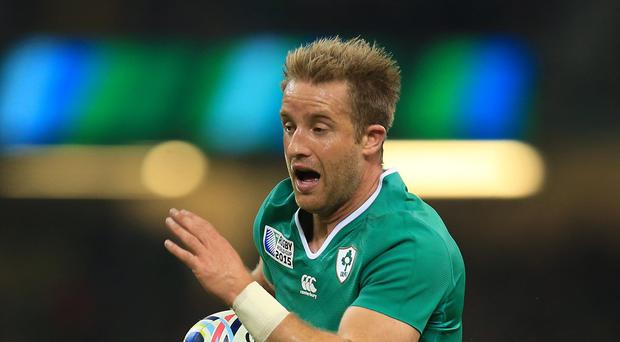 Luke Fitzgerald turned in a man-of-the-match display for Leinster