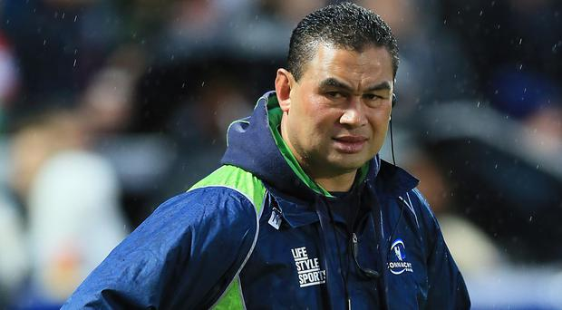 Pat Lam and Connacht emerged victorious