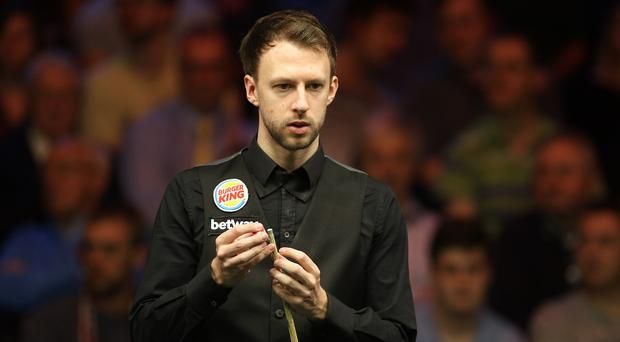 Judd Trump was knocked out of the UK Championship on Tuesday night