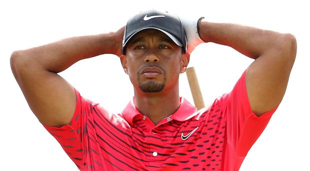 Tiger Woods has been struggling with injuries
