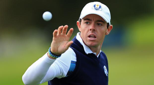 Rory McIlroy is hoping for an injury-free 2016