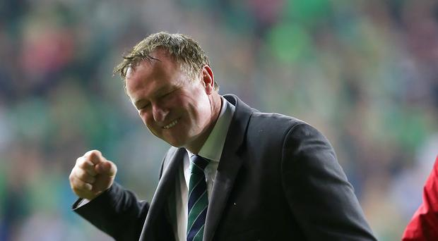 Northern Ireland manager Michael O'Neill has signed a long-term contract