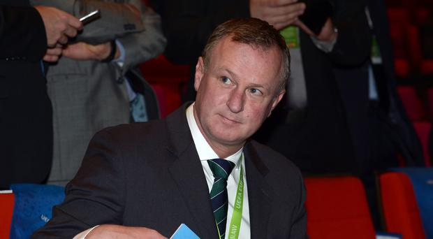 Michael O'Neill's Northern Ireland will compete at a major tournament for the first time since 1986