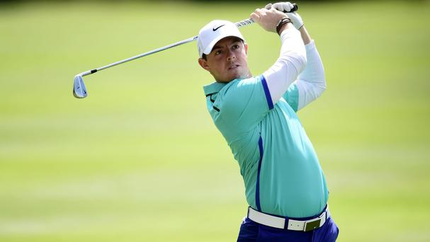 Rory McIlroy is European number one for the third time in four years.