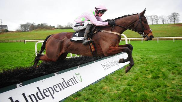 Dicosimo makes a winning return at Limerick