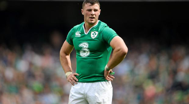 Big decision ahead: Robbie Henshaw