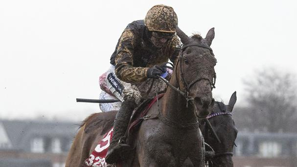 Yorkhill takes the last en route to Sandown glory
